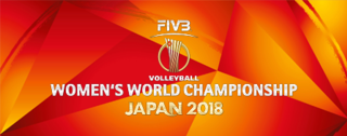 2018 FIVB Volleyball Womens World Championship