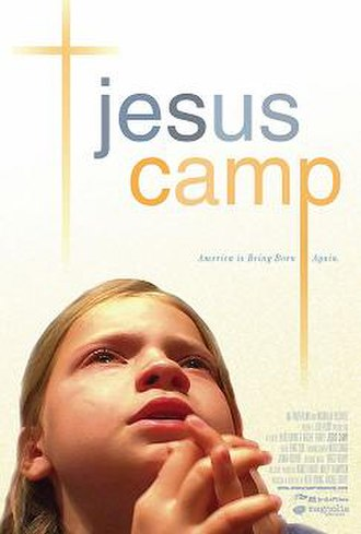 Jesus Camp - Promotional  poster