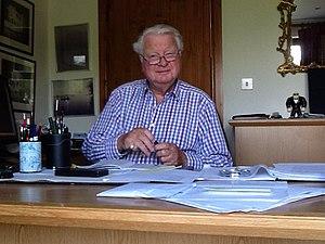 John Whitney (broadcaster) - John Norton Braithwaite Whitney CBE, 31 January 2017