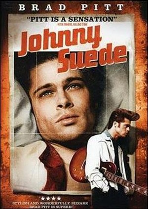 Johnny Suede - Johnny Suede theatrical poster