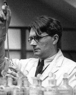 Joseph Needham British biochemist