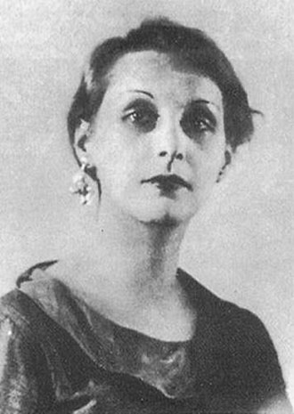 June Miller - Miller circa 1933.