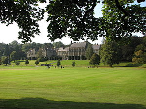 Kelly College - Image: Kelly College Landscape