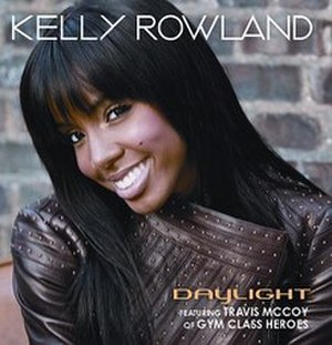 Daylight (Bobby Womack song) - Image: Kelly Rowland Featuring Travis Mc Coy Of Gym Class Heroes Daylight