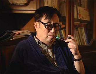 Kim Ki-young - Kim Ki-young during a 1997 interview by the Korean Film Archive