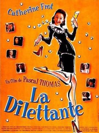 The Dilettante - Film poster