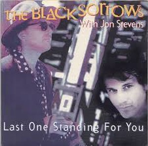 Last One Standing for You - Image: Last One Standing For You by Black Sorrows and Jon Stevens