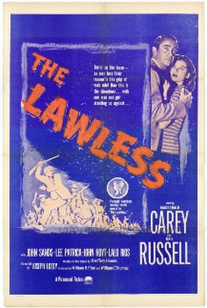 The Lawless - Theatrical release poster