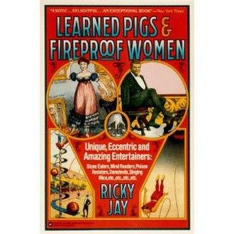 Learned Pigs & Fireproof Women - Image: Learned pigs & fireproof women