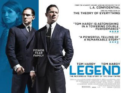 Picture of a movie: Legend