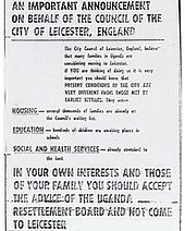 Leicester Wikipedia