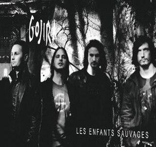 <i>Les Enfants Sauvages</i> 2014 live album (DVD) by Gojira