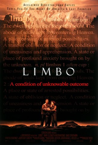 Limbo (1999 film) - Theatrical release poster