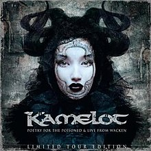 Live from Wacken - Limited Tour Edition reissue cover (2011)