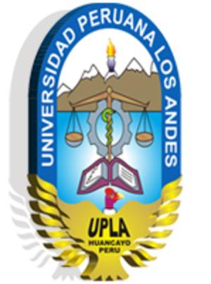 """Los Andes Peruvian University - Seal of """"Los Andes"""" Peruvian University, Huancayo"""