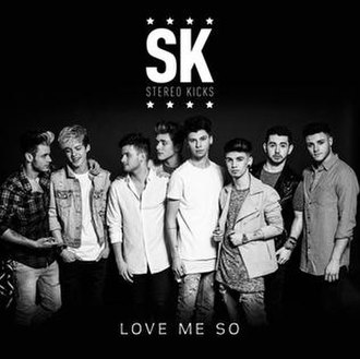 Stereo Kicks — Love Me So (studio acapella)