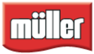 Müller Milk & Ingredients - Image: Müller logo