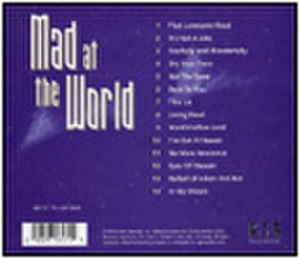 World History (album) - Back of disc.
