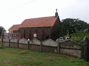 Marathi Christians -  Church in Miri-Maka