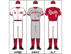 photograph relating to Cincinnati Reds Printable Schedule referred to as Cincinnati Reds - Wikipedia