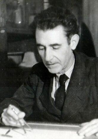 Manuel Sánchez Arcas - Sánchez Arcas in Moscow in 1945