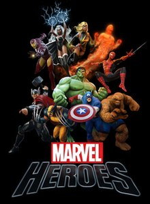 Marvel Heroes Video Game Wikipedia