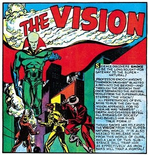 Vision (Timely Comics)