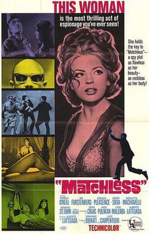 Matchless (film) - Image: Matchless (film)