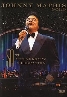 <i>Johnny Mathis: Wonderful, Wonderful!</i> 2007 television programme