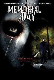 <i>Memorial Day</i> (1999 film) 1999 horror film
