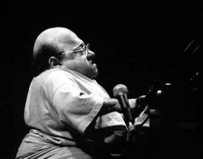 Picture of a band or musician: Michel Petrucciani