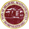 Official seal of Millbury, Massachusetts