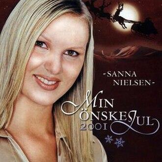 Min önskejul - Image: Min önskejul 2001 Sanna Nielsen