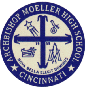 Moeller High School - Image: Moeller High School seal