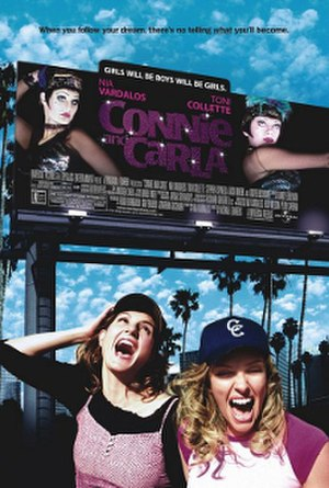 Connie and Carla - Theatrical release poster