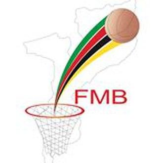 Mozambique national basketball team - Image: Mozambique B Ball Fed