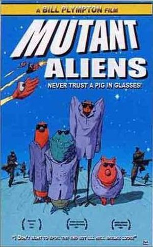 Mutant Aliens - Image: Mutant Aliens