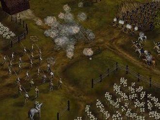 Myth (series) - Image: Myth screenshot