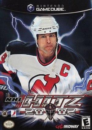 NHL Hitz 2002 - Image: NHL Hitz 2002
