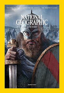 Журнал National Geographic, март 2017 г. Обложка.jpg