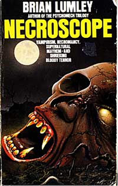 Picture of a book: Necroscope
