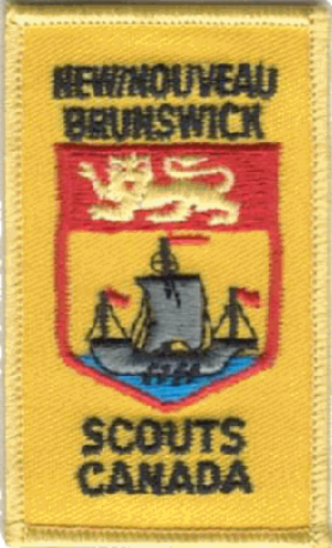Scouting and Guiding in New Brunswick - Image: New Brunswick Council (Scouts Canada)