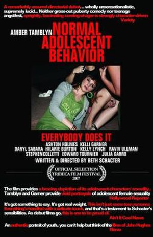 Raviv Ullman - Image: Normal Adolescent Behavior