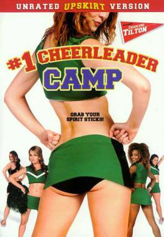 Number 1 Cheerleader Camp - Catalog No. 2465/2466