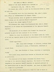 Carta fatta con buccie di cipolla nel 1912