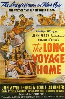 Original movie poster for the film The Long Voyage Home.jpg
