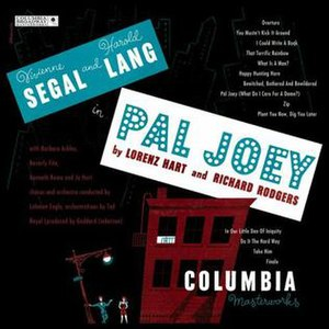 Pal Joey (musical) - Studio cast album 1950