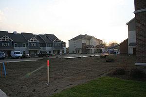 Park Point at RIT - Construction as of November 2007