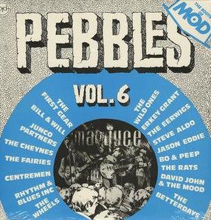 <i>Pebbles, Volume 6</i> (1979 album) 1980 compilation album
