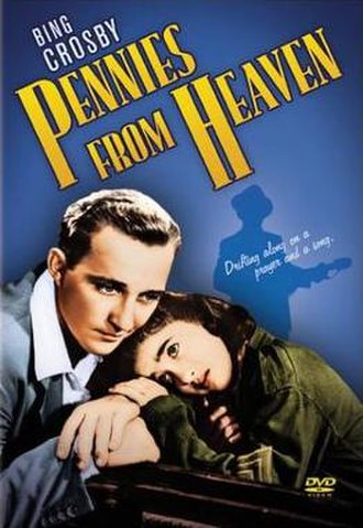 Pennies from Heaven (1936 film) - Image: Pennies from Heaven Video Cover